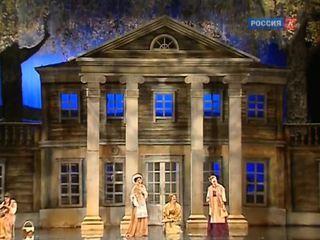Астраханский театр оперы и балета показал в Москве оперу