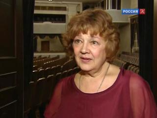 Алина Покровская отметила юбилей