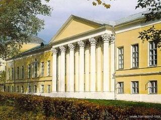 Сто лет назад в Рязанском художественном музее открыли первую экспозицию