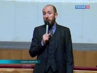 Новый директор Новосибирского театра оперы и балета представлен коллективу