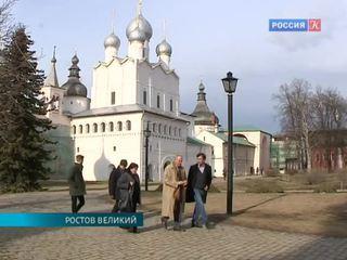 Князь Никита Лобанов-Ростовский передаёт в дар Ростову бесценную коллекцию