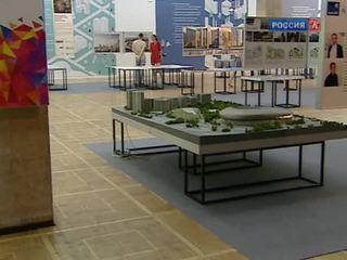 В столице стартовала выставка архитектуры и дизайна