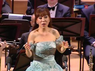 Звезда корейской оперы Суми Чо выступила в Московской консерватории