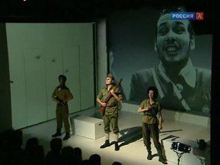 Московский Художественный театр открыл сезон сразу тремя спектаклями