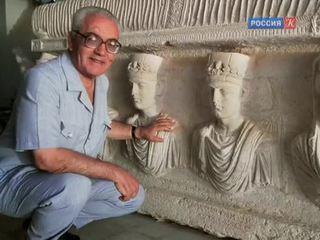 Археолог Халед Асаад посмертно награжден высшей госнаградой Сирии