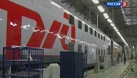 Вагоны на железной дороге станут двухъярусными