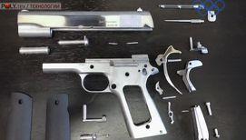 Американцы печатают пистолеты на 3D-принтере