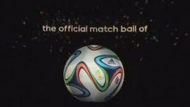Представлен официальный мяч чемпионата мира