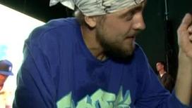 Узелок - победитель соревнований по брейк-дансу
