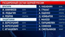 В расширенный список Капелло не попал Юрий Жирков
