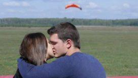 Поцелуи - природное оружие против стресса