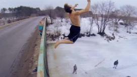 Любовь к спорту греет даже в самые сильные морозы