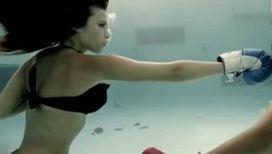 Боксом можно заниматься и под водой