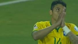 С задачей-минимум бразильцы справились и без Неймара