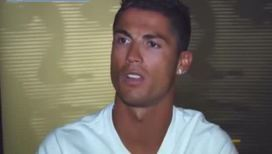 Криштиану Роналду сорвался во время интервью