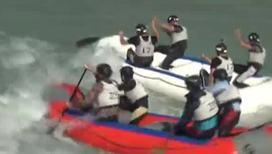 На Алтае прошли состязания по одному из самых экстремальных видов спорта