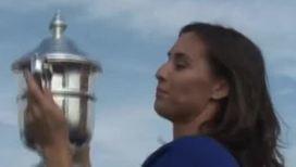 Известная итальянская теннисистка завершила карьеру на пике славы