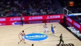 Чемпионат Европы по баскетболу. Испанцы девятый раз подряд вышли в полуфинал