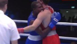 Кубинец не пустил россиянина в финал Чемпионата мира по боксу