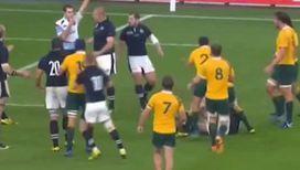 Регби. Борьба за полуфинал для Шотландии обернулась драмой