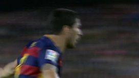 Луис Суарес в одиночку смог перевернуть ход матча
