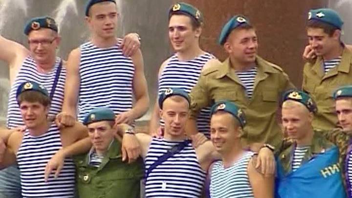 Воздушно-десантные войска России — Википедия