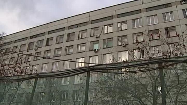 В Морозовской больнице