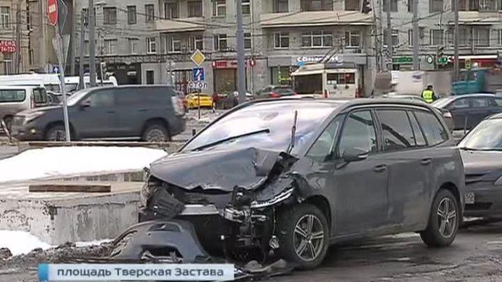 площади Тверской заставы